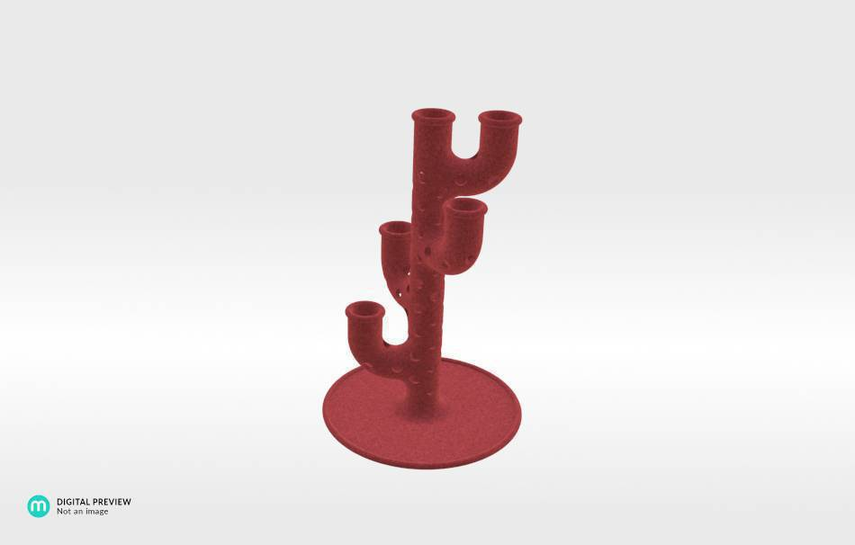 Sandstone red                                                Decoration Home 3D printed