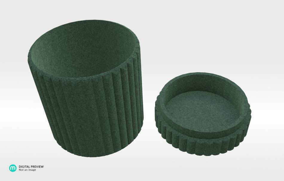 Sandstone green                                                Organizers Organizers Decoration Decoration Others Others 3D printed
