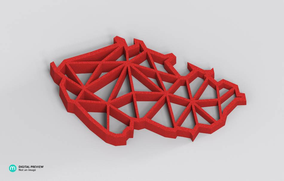 Jewelry Pendants 3D printed
