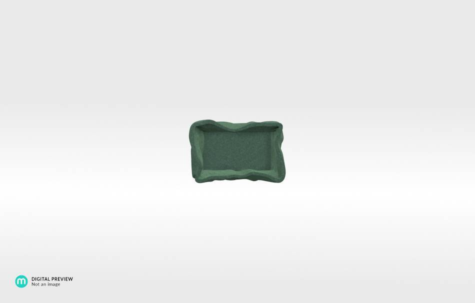 Sandstone green                                                Organizers Organizers Decoration Decoration Home Office 3D printed