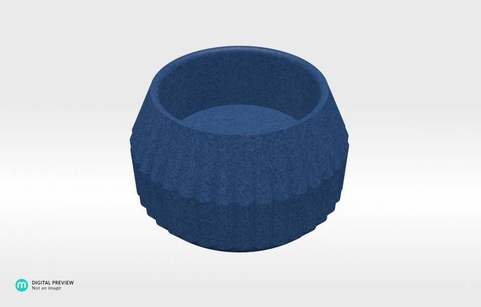 Sandstone blue                                                Decoration Decoration Home Office 3D printed