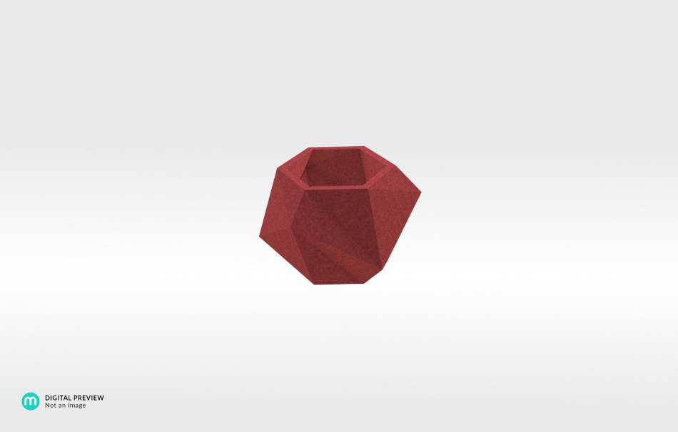 Sandstone red                                                Home Others 3D printed