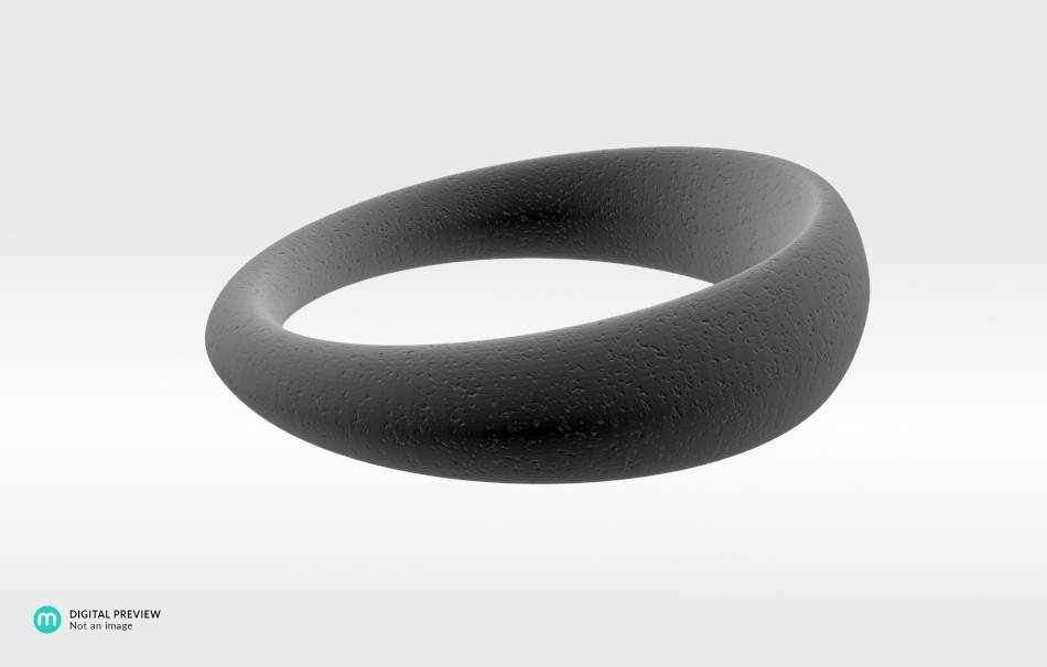Sandstone white                                                Jewelry Rings 3D printed