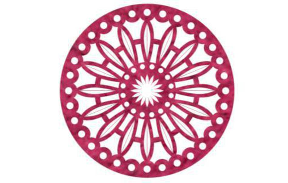 Felt pink                                                Decoration Decoration Home Office Others Others Lasercut