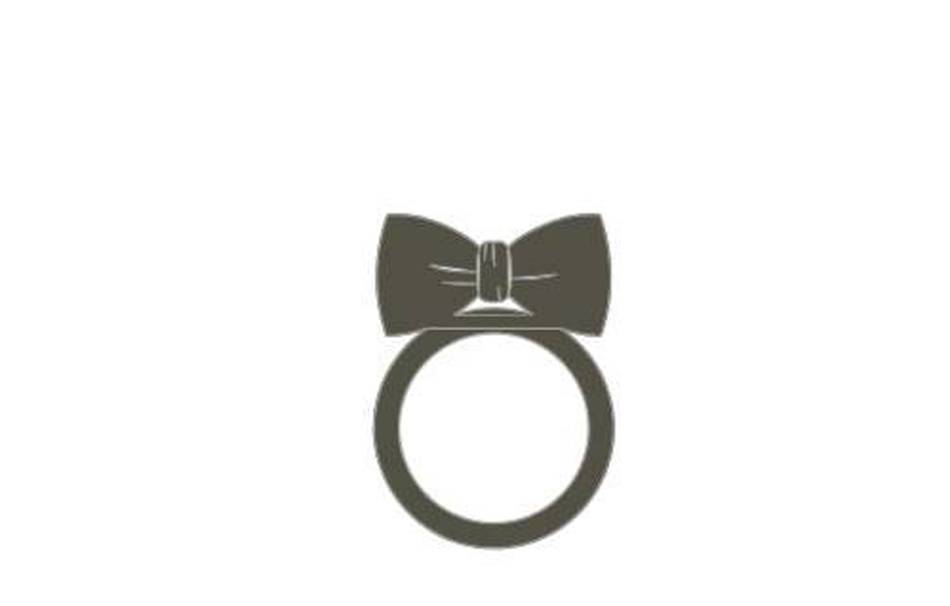 Acrylic glass 3mm black                                                Fun Jewelry Rings Fun Lasercut
