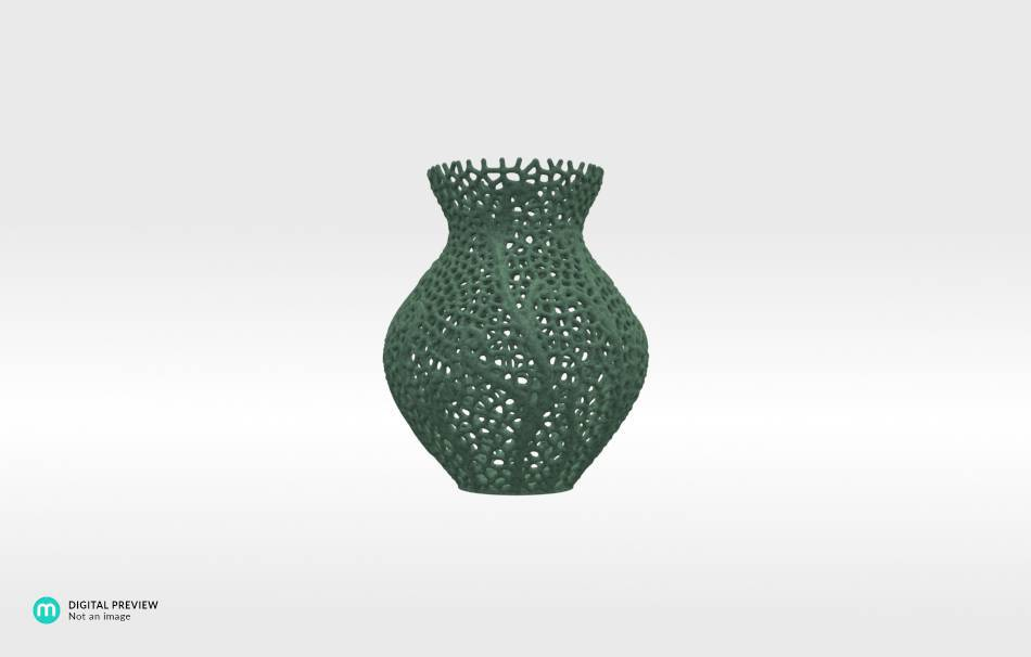 Sandstone green                                                Decoration competition | winning designs Top designs Decoration Decoration Home Office 3D printed