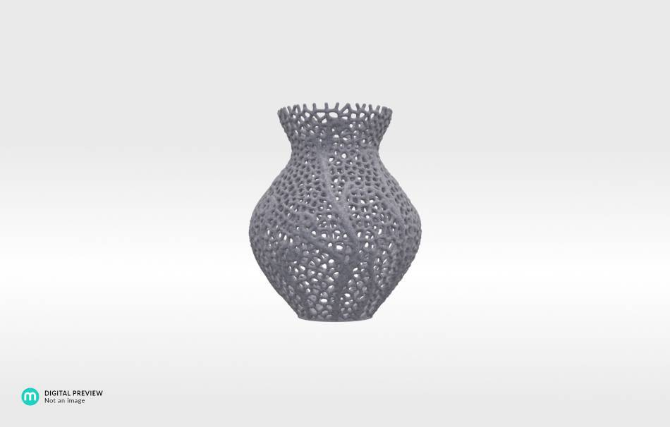 Sandstone grey                                                Decoration competition | winning designs Top designs Decoration Decoration Home Office 3D printed