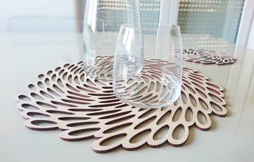 Swirl Placemat