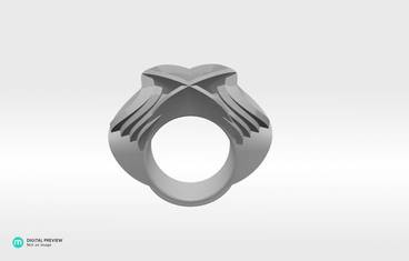 Symetric Patter ring