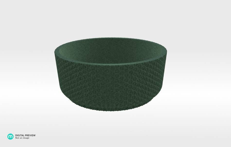 Sandstone green                                                Decoration Decoration Home Office 3D printed