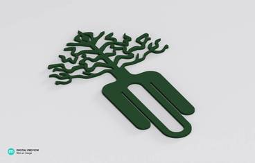 Tree bookmark
