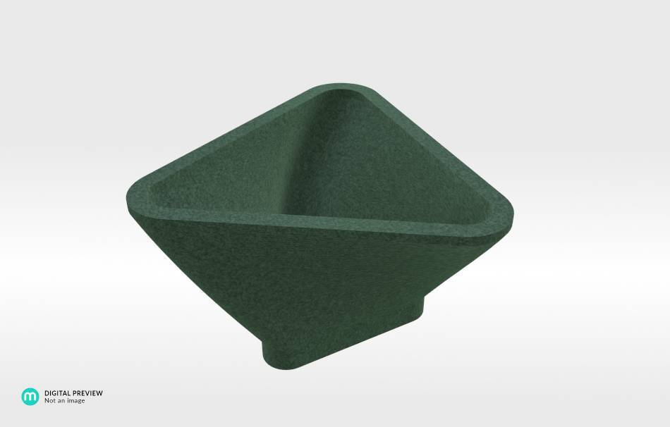 Sandstone green                                                Organizers Home 3D printed