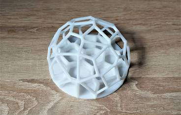 Voronoi Pen Holder 2